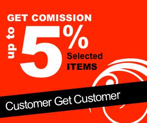 Customer Get Customer Program - SolusiLantaiKayu.com
